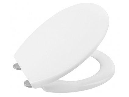 ADINA WC sedátko Soft Close, duroplast, bílá