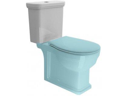 CLASSIC nádržka k WC kombi, bílá ExtraGlaze