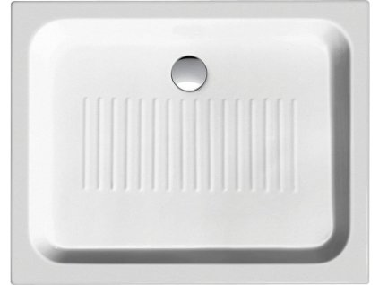 Keramická sprchová vanička, obdélník 90x72x11cm