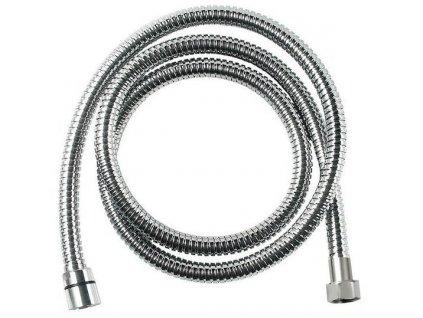 POWERFLEX opletená sprchová hadice, 150cm, chrom