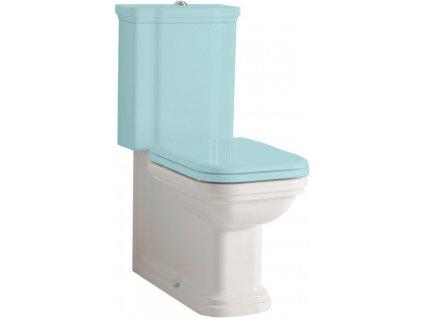 WALDORF WC kombi mísa 40x42x68cm, spodní/zadní odpad