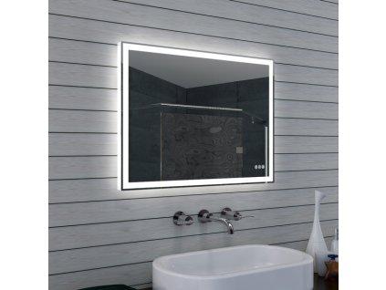 zrcadlo s led osvetlenim