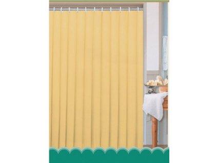 Závěs 180x180cm, 100% polyester, jednobarevný béžový