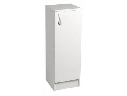 EKOSET skříňka spodní 30x85x30cm, bílá