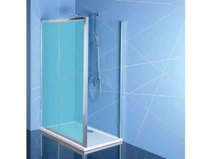 EASY LINE boční stěna 800mm, čiré sklo
