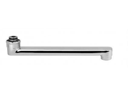 Výtoková hubice, 3/4'x230mm, chrom