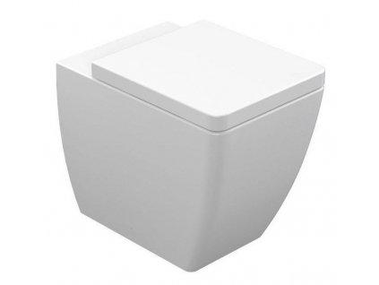 EGO WC mísa 36x43x53cm, spodní/zadní odpad