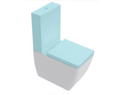 EGO WC kombi mísa 36x43x60cm, spodní/zadní odpad