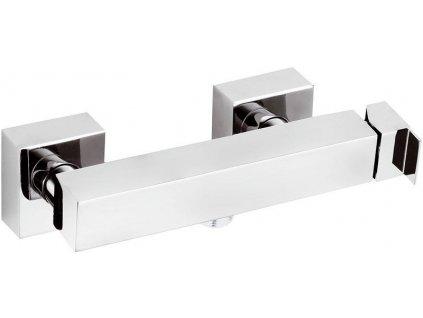 LATUS nástěnná sprchová baterie, páka vpravo, chrom