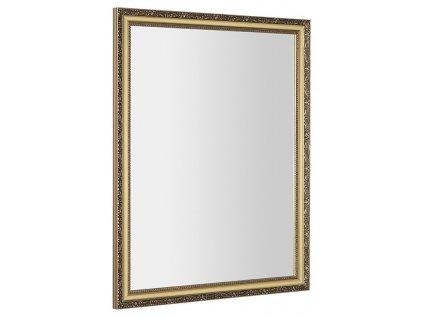 BOHEMIA zrcadlo v dřevěném rámu 686x886 mm