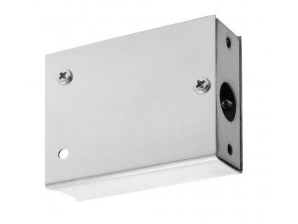 Adaptér pro přímé napojení kabelu do zdi, pro kulaté profily
