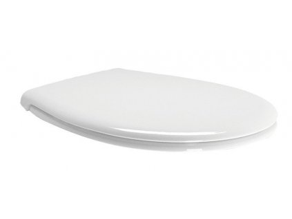 CLASSIC WC sedátko soft close, bílá/chrom