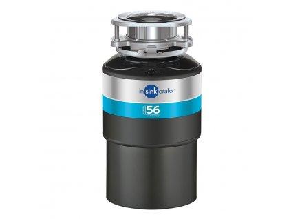 IN SINK dřezový drtič kuchyňského odpadu, 230V, 380W, pneu. spínač