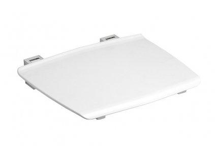 GELCO sklopné sedátko do sprchového koutu 32,5x32,5 cm, bílá