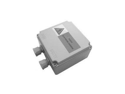 Napájecí zdroj 230V / 12V AC (1-3 baterie / splachovač urinálu)