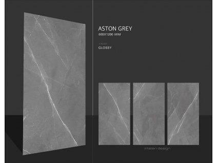 Vinylová podlaha 4,5 mm, nášlapná vrstva 0,5 mm, click system,dekor šedé dřevo