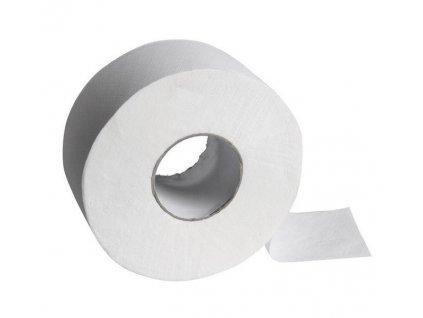 JUMBO soft dvouvrstvý toaletní papír, průměr role 19cm, délka 125m, dutinka 75mm