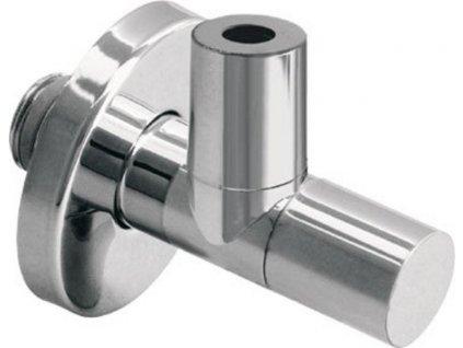 MINIMALL rohový ventil s matkou, 1/2'x 3/8', chrom