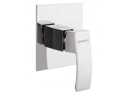 GINKO podomítková sprchová baterie, 1 výstup, chrom