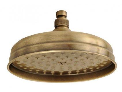 ANTEA hlavová sprcha, průměr 200mm, bronz