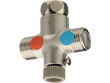 Regulátor teploty pro stojánkové ventily 1/2'