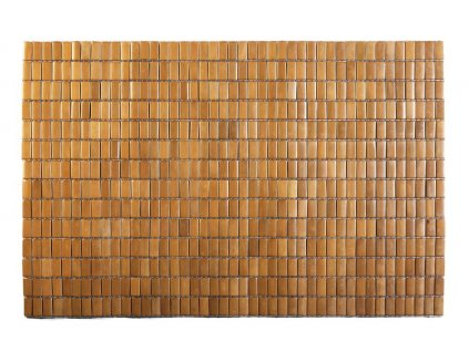 BAMBOO předložka 60x90cm, přírodní bambus