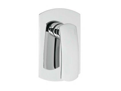 FLO podomítková sprchová baterie, 1 výstup, chrom