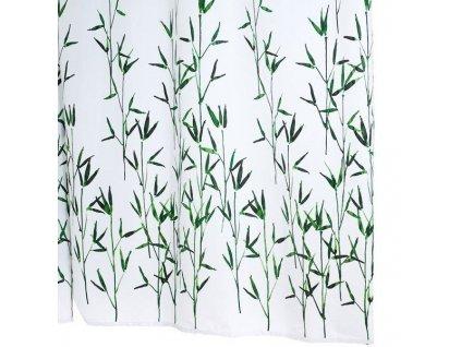 BAMBUS sprchový závěs 180x200cm, polyester