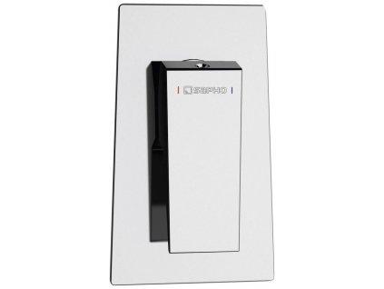 MORADA podomítková sprchová baterie, 1 výstup, chrom