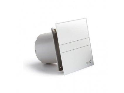 E-120 GT koupelnový ventilátor axiální s časovačem, 15W, potrubí 120mm, bílá