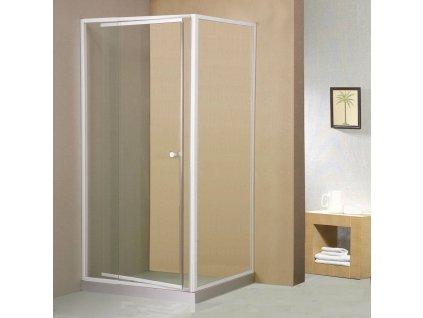 Amico obdélníkový sprchový kout 820-1000x900mm L/P varianta
