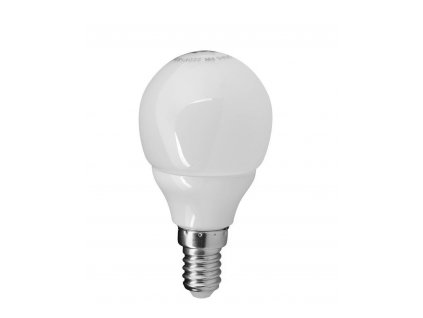 LED žárovka 3W, E14, 230V, teplá bílá, 249lm