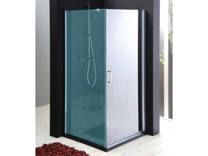 ONE sprchové dveře 1000 mm, čiré sklo