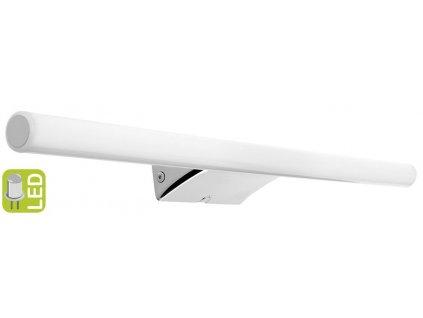 IRENE 2 LED svítidlo, 9W, 500x35x77mm, chrom