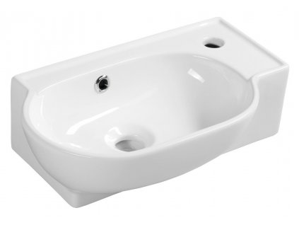 YUMO keramické umývátko 45x28 cm