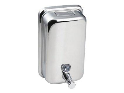 Dávkovač mýdla 400 ml, leštěná nerez (106109091)