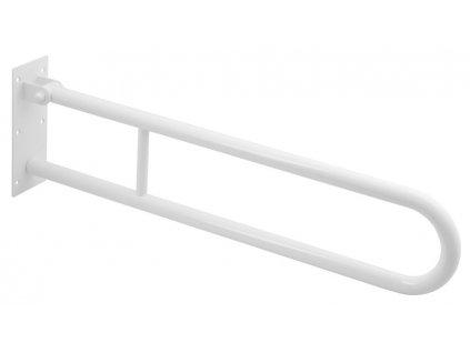 Madlo sklopné 600mm, bílá (301102074)