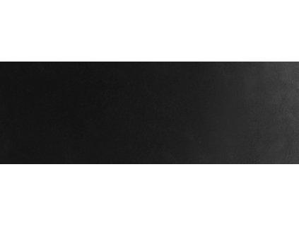 INKA odkladná keramická deska 12x35,5cm, černá lesk