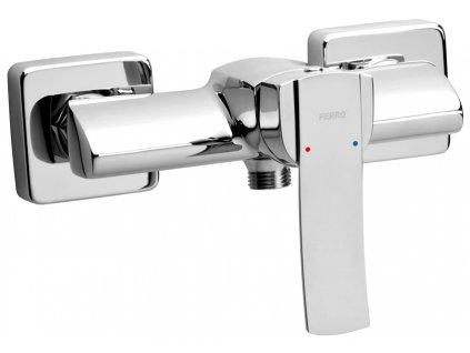 Sprchová baterie bez příslušenství 150 mm VENETO chrom