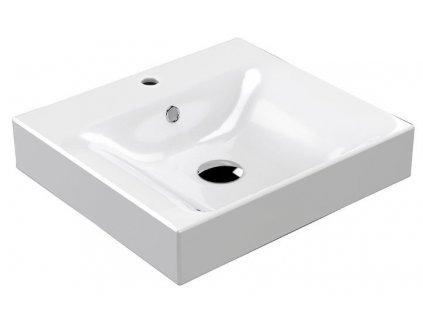 CENTO keramické umyvadlo 50x45cm