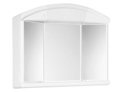 SALVA galerka 59x50x15,5cm, 1x40W, bílá plast