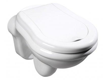 RETRO WC závěsné 38x52cm