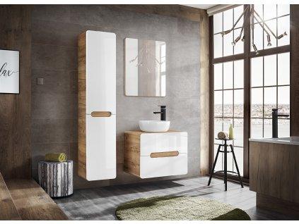 Aruba universal 60 koupelnová sestava vč. keramického umyvadla