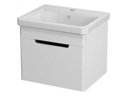 ELLA umyvadlová skříňka 46,5x39x38,5cm, bílá