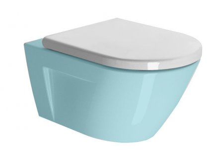 NORM/PURA WC sedátko Soft Close, duroplast, bílá