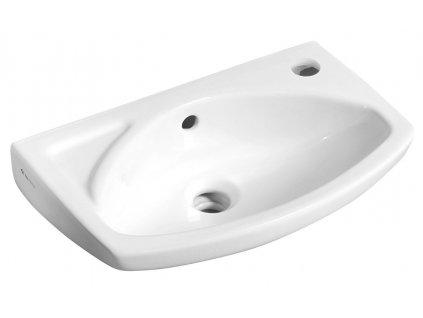 Keramické umyvadlo 45x28cm