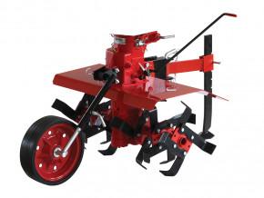 Přestavba malotraktoru na rotavátory