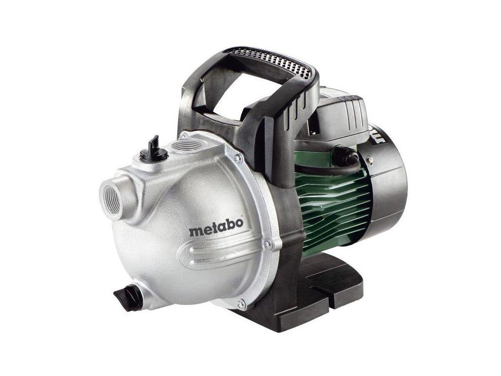 METABO P 2000 G Zahradní čerpadlo  Rozšíření záruky na 3 roky zdarma.