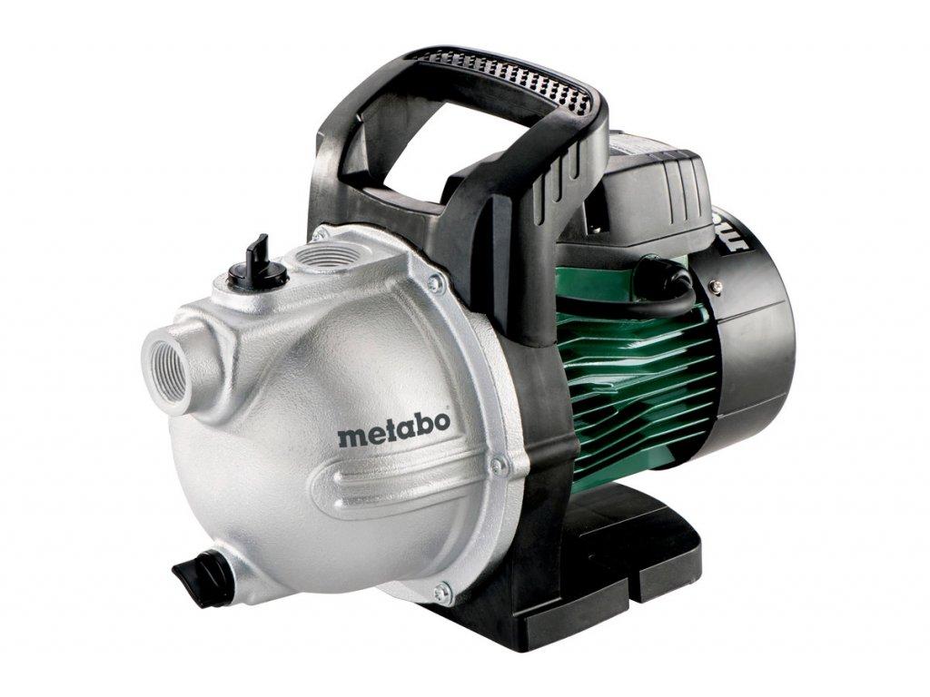 METABO P 3300 G Zahradní čerpadlo  Rozšíření záruky na 3 roky zdarma.