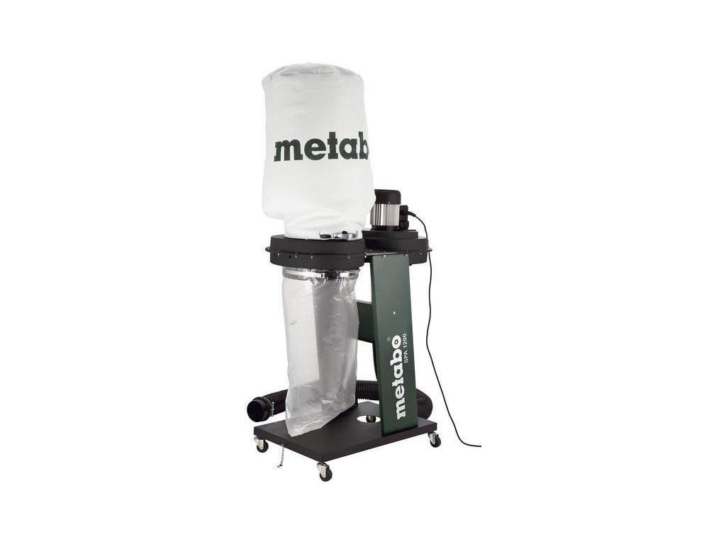 METABO SPA 1200 Zařízení pro odsávání pilin  + Rozšíření záruky na 3 roky zdarma. + SERVIS EXCLUSIVE